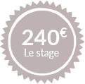 195 € le stage